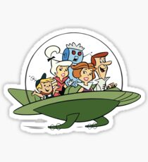 The Jetsons Cartoon Sticker