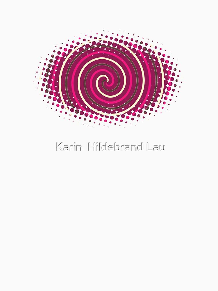 Dizzy in Purple by karimala