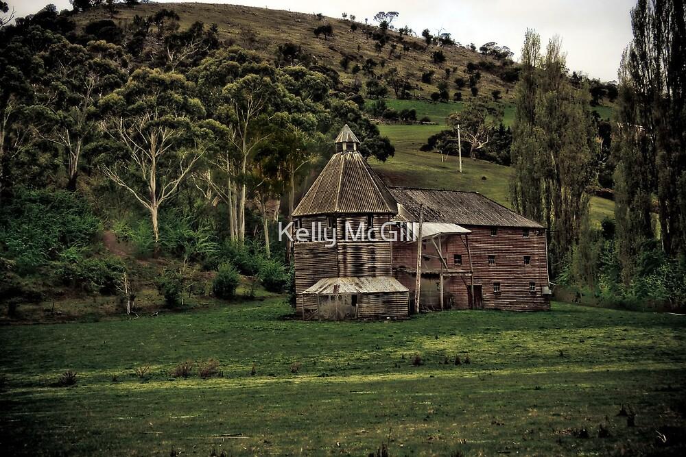 Oast House by Kelly McGill