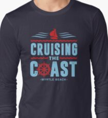 Cruising The Coast  Myrtle Beach South Carolina T-Shirt