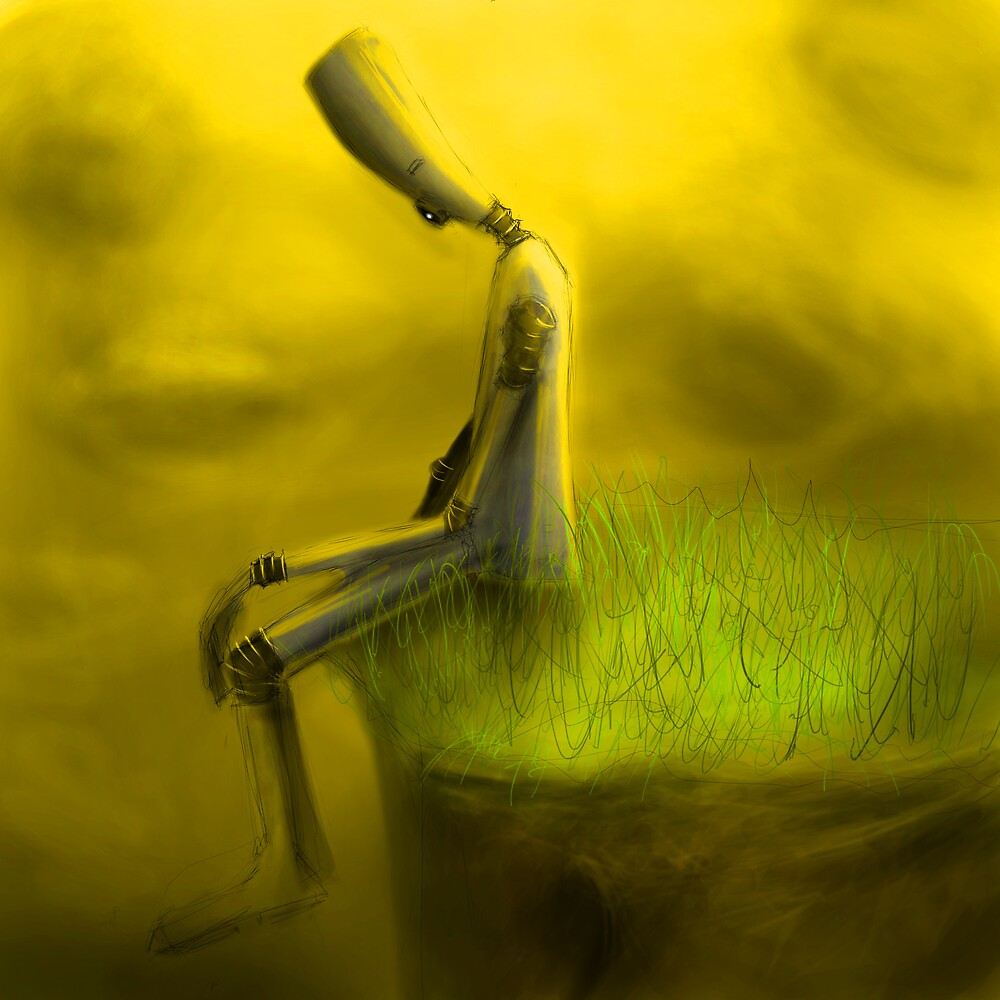 Sadness by boko
