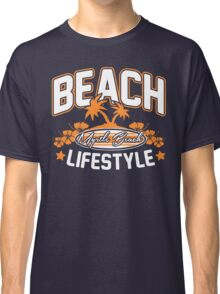Beach Lifestyle Myrtle Beach South Carolina Classic T-Shirt