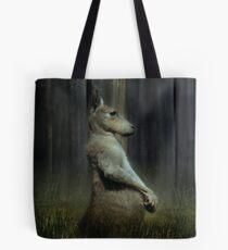 Portrait of a Kangaroo Tote Bag