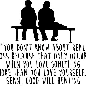 Good Will Hunting - Love by KisArt