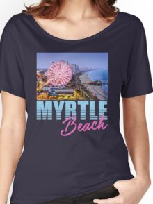 SkyWheel Myrtle Beach South Carolina Women's Relaxed Fit T-Shirt