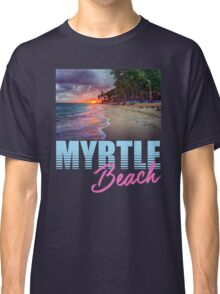 By The Shore Myrtle Beach South Carolina Classic T-Shirt