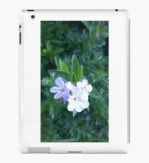flower blossoms in nature iPad Case/Skin