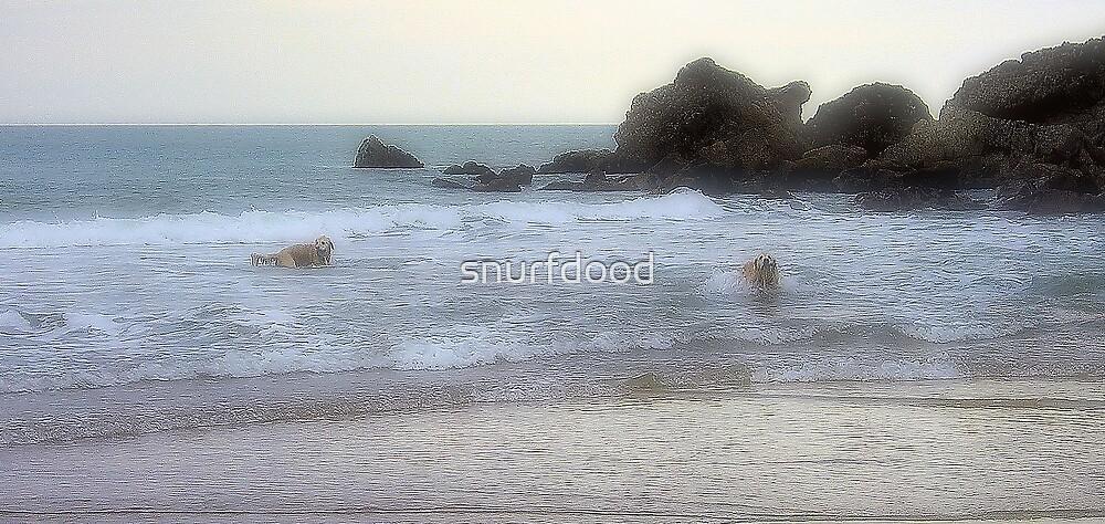 Water Babies by snurfdood