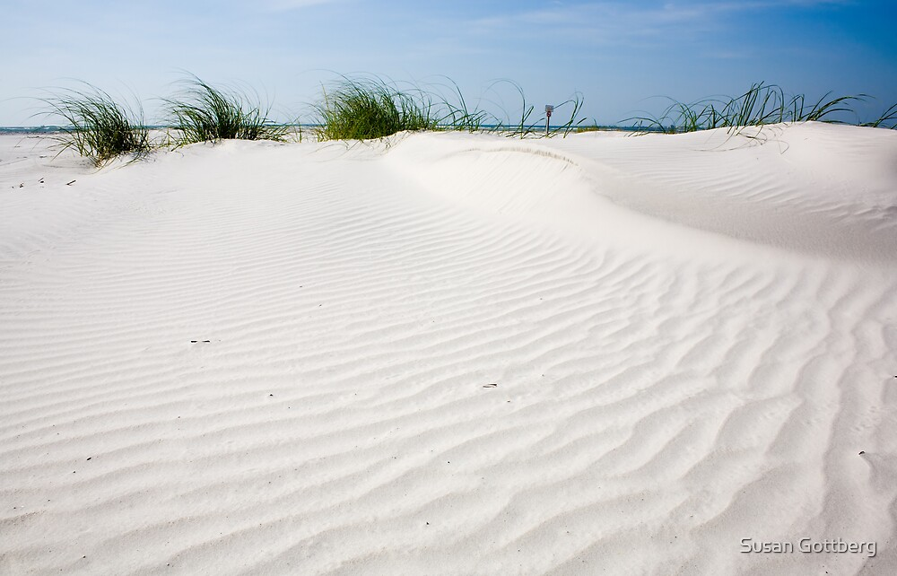 Sand Dunes by Susan Gottberg