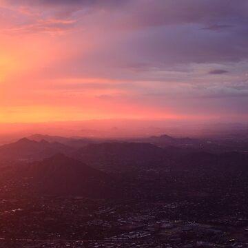 Leaving Phoenix  by LizzieMorrison