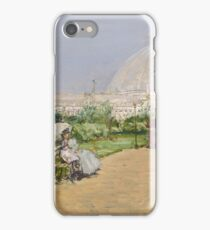 Childe Hassam - Horticulture Building, World S Columbian Exposition, Chicago iPhone Case/Skin