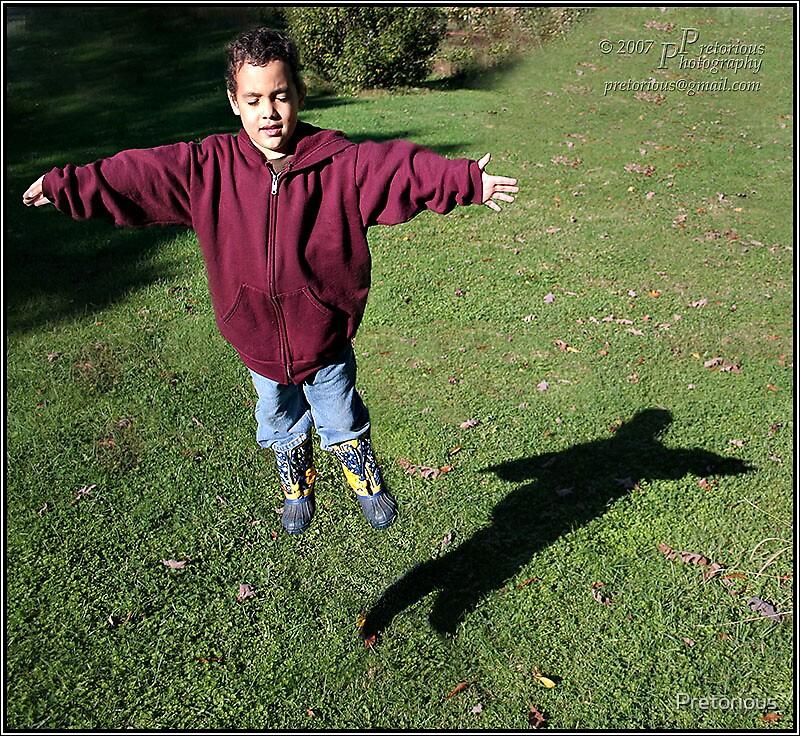 Levitating by Pretorious