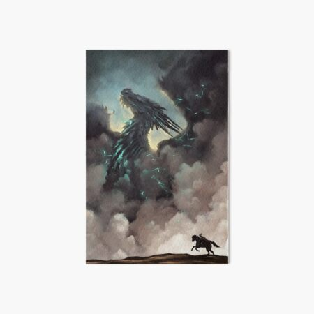 Storm Chaser Art Board Print