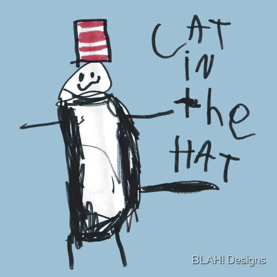 TShirtGifter presents: Cat in the Hat
