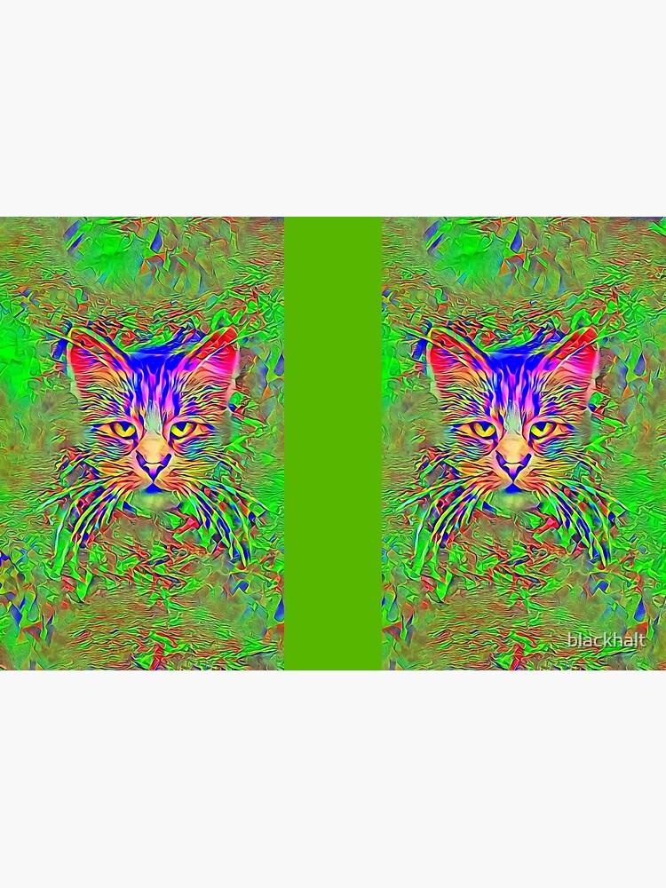 Polar aurora cat by blackhalt