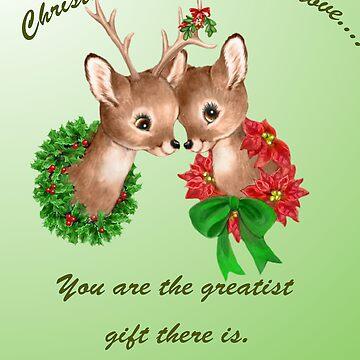 Christmas Dear by Dorrie