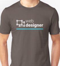 Web Designer Unisex T-Shirt