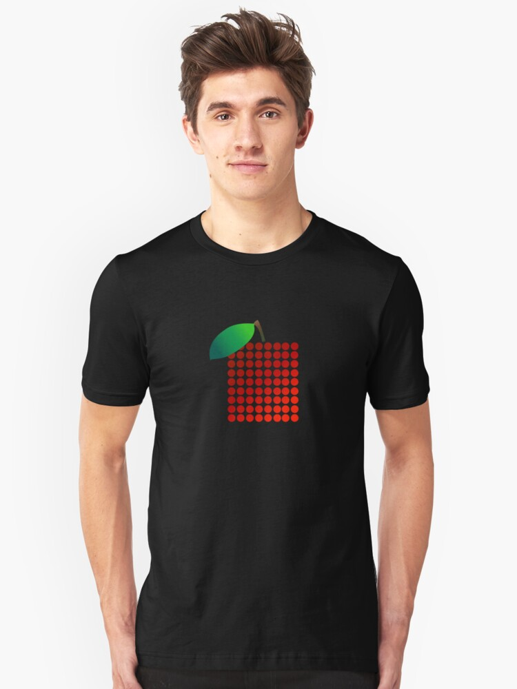 Red Apple Unisex T-Shirt Front