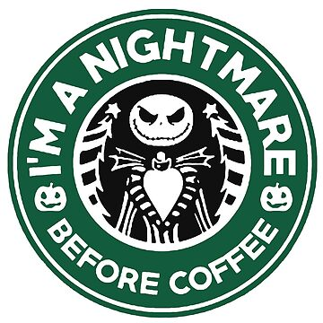 I'M A  NIGHTMARE by ahcmadmudi