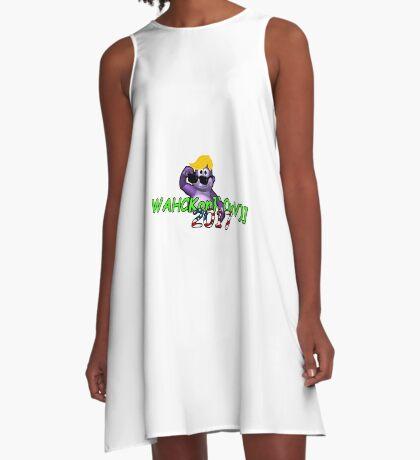 """WAHCKon['V""""} A-Line Dress"""