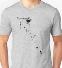 the sky is falling Unisex T-Shirt