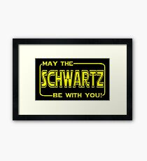 spaceballs Framed Print