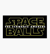 spaceballs Photographic Print