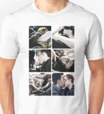 Gallavich Vertical Aesthetic Unisex T-Shirt