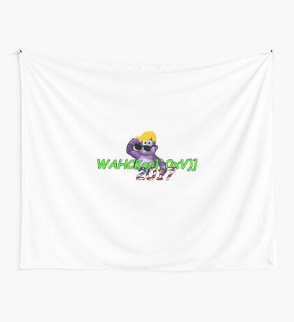 "WAHCKon['V""} Wall Tapestry"