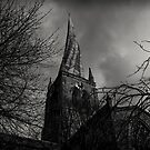 Church of St Mary and All Saints by Lee  Gill