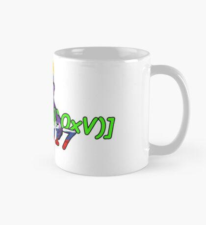"""WAHCKon['V""""} Mug"""