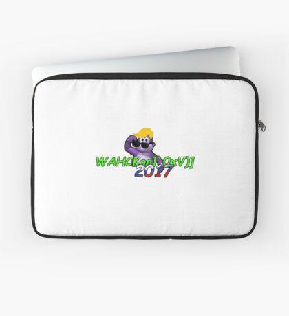 "WAHCKon['V""} Laptop Sleeve"