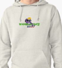 """WAHCKon['V""""} Pullover Hoodie"""