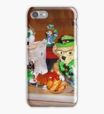 St. Paddy's Party iPhone Case/Skin