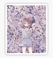 Boku No Hero Academia - Ochako Cover Sticker