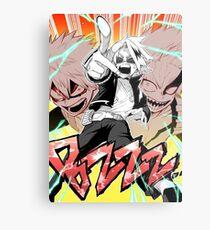 Boku No Hero Academia - BZZZZZ Poster Metal Print