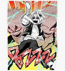Boku No Hero Academia - BZZZZZ Poster Poster