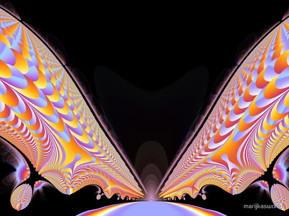 Butterfly by marijkasworld