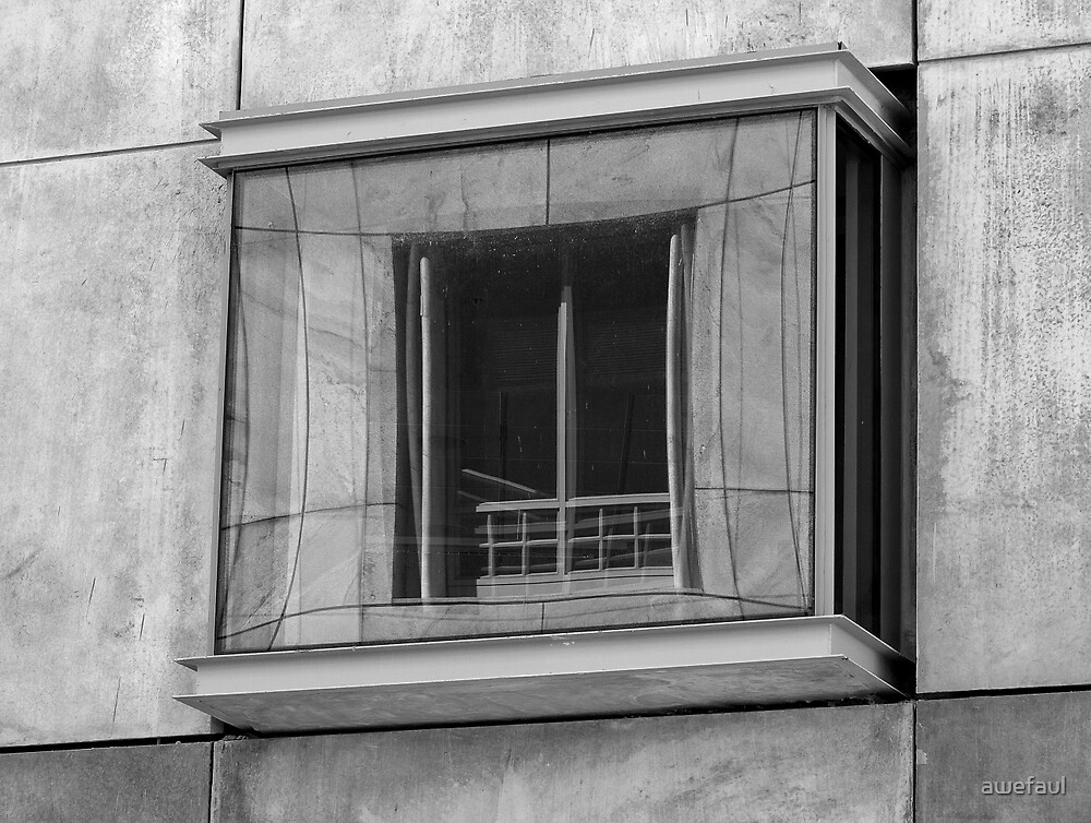 Windows with actual reality by awefaul