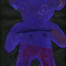 Bear (Janis 6 years old) by Pilgrim