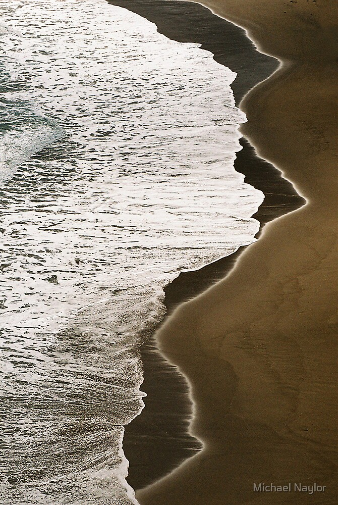 The Beach by Michael Naylor