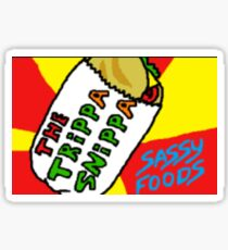 Sassy-Trippa Snippa Sticker