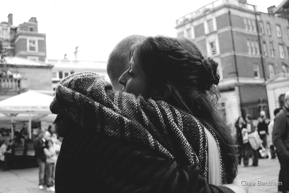 Free Hug I. by Clare Bentham