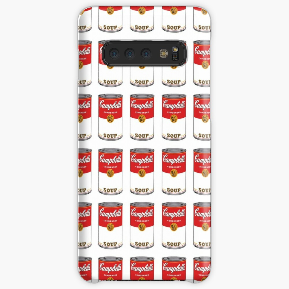 Campbell Soup Case & Skin for Samsung Galaxy
