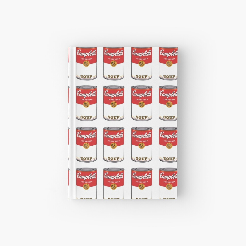 Campbell Soup Hardcover Journal