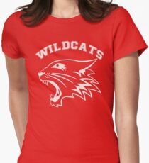 Wildcats Team Women's Fitted T-Shirt