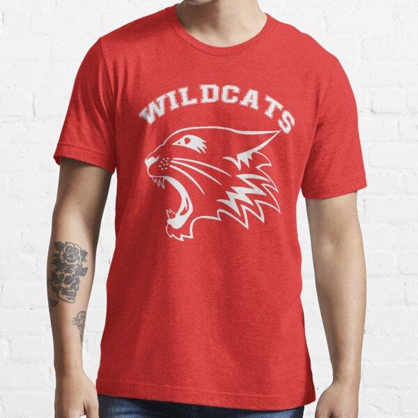Equipo de gatos monteses Camiseta esencial
