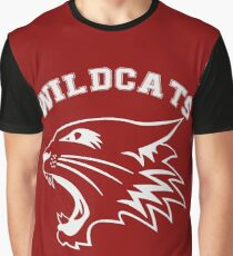 Wildcats Team Graphic T-Shirt