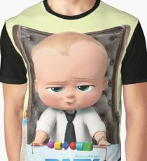 The Boss Baby Templeton Graphic T-Shirt
