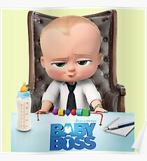 The Boss Baby Templeton Poster
